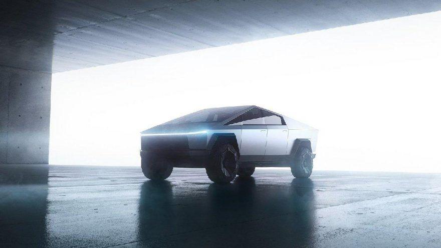 Tesla Cybertruck tasarımı güvenli mi? - Sayfa:1