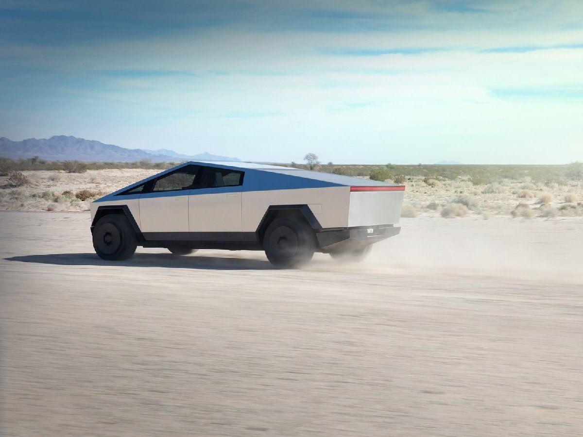 Tesla Cybertruck tasarımı güvenli mi? - Sayfa:3