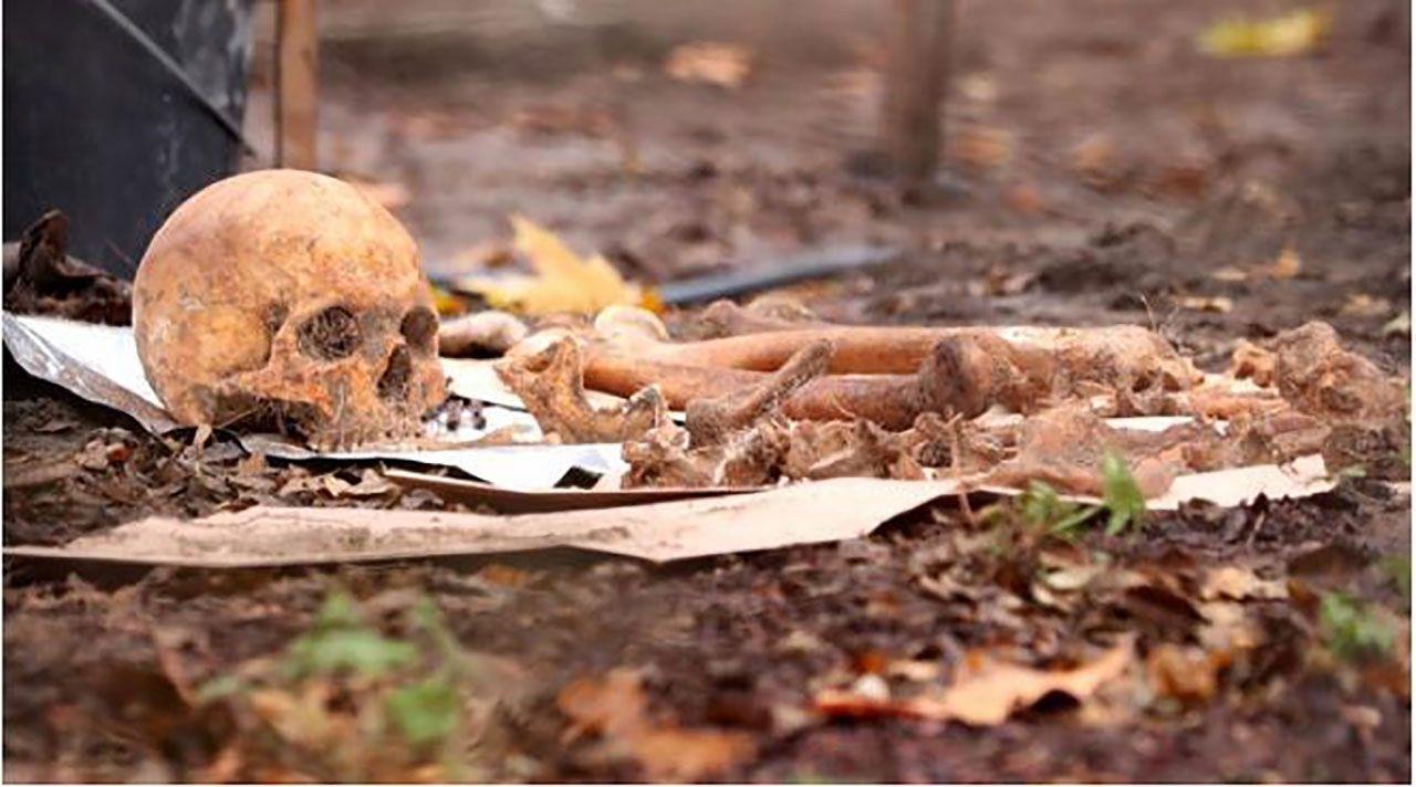 Ünlü sunucunun bahçesinde insan iskeleti bulundu - Sayfa:3