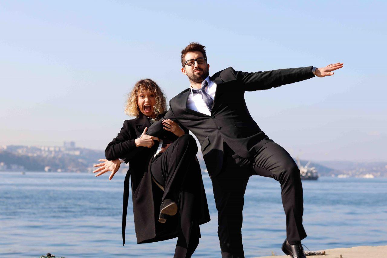 TRT'den yeni absürt komedi dizisi: Tutunamayanlar - Sayfa:1