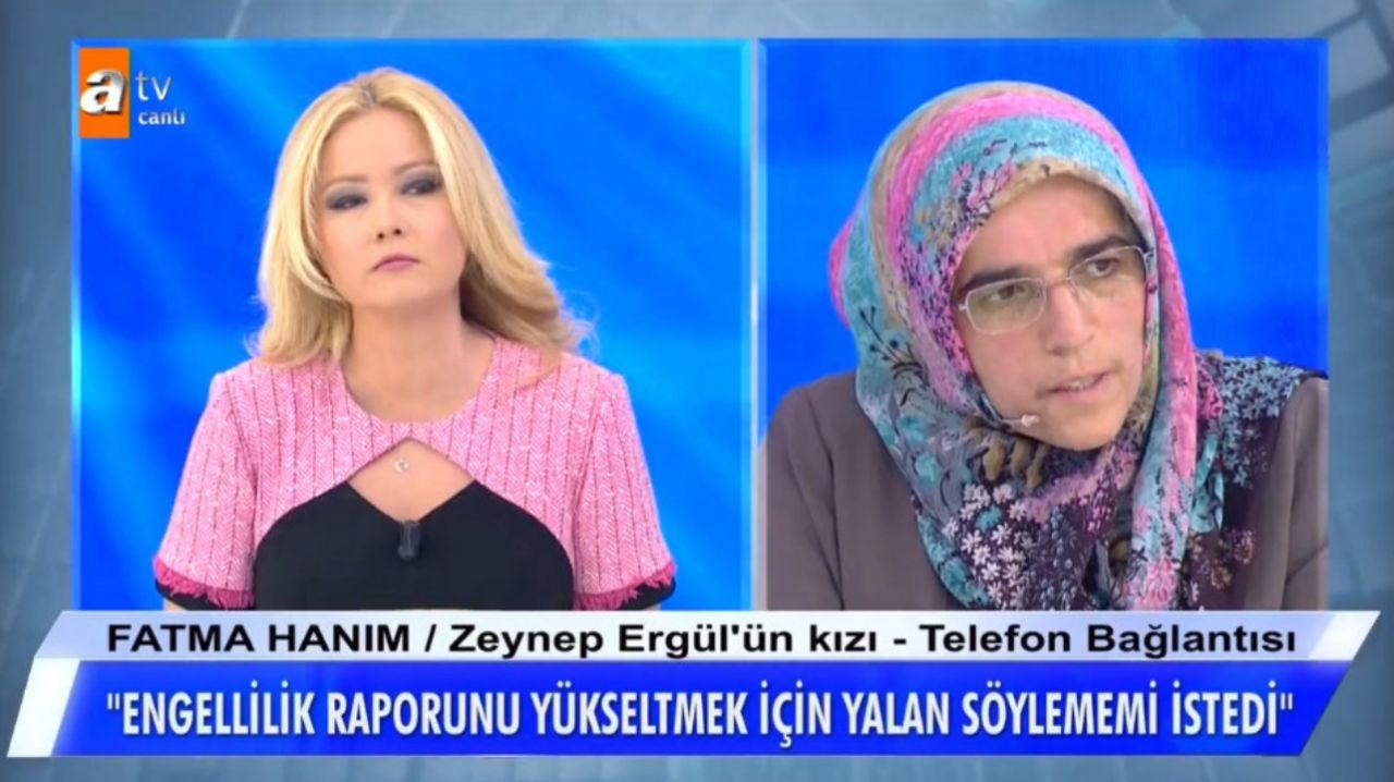 Türkiye'nin konuştuğu Zeynep Ergül gözaltına alındı! - Sayfa:1