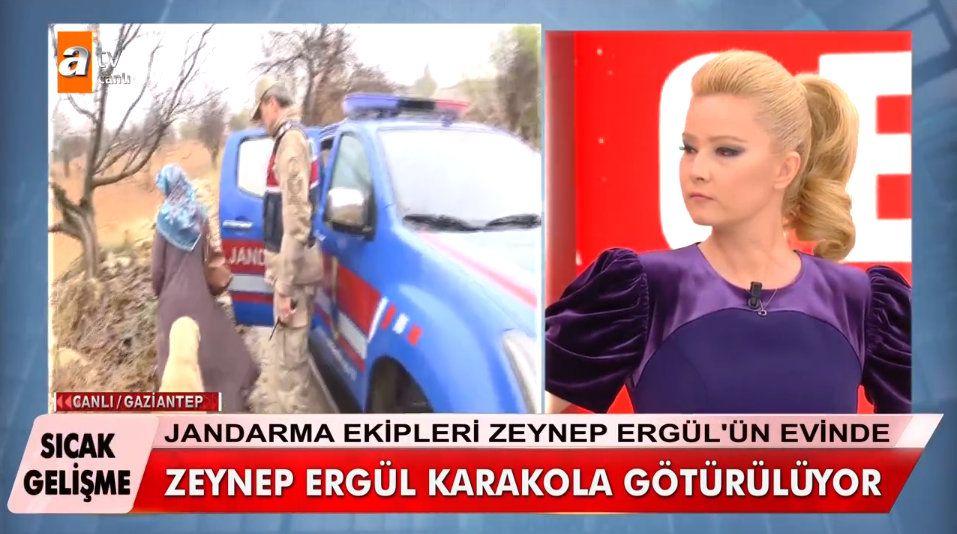 Türkiye'nin konuştuğu Zeynep Ergül gözaltına alındı! - Sayfa:4