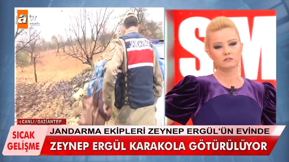 Türkiye'nin konuştuğu Zeynep Ergül gözaltına alındı! - Sayfa:3
