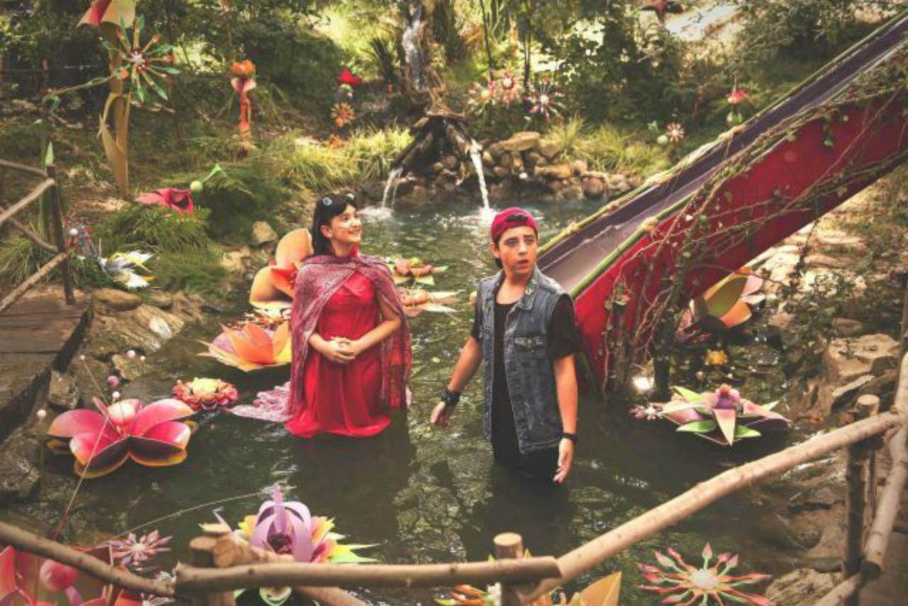 Gamonya: Hayaller Ülkesi'nin teaser afişleri çıktı - Sayfa:1