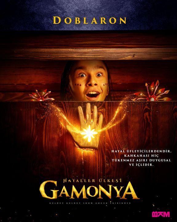 Gamonya: Hayaller Ülkesi'nin teaser afişleri çıktı - Sayfa:2