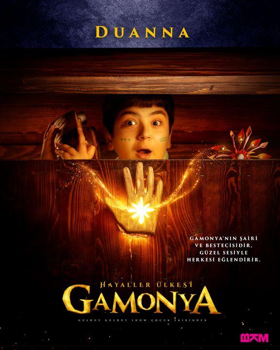 Gamonya: Hayaller Ülkesi'nin teaser afişleri çıktı - Sayfa:3