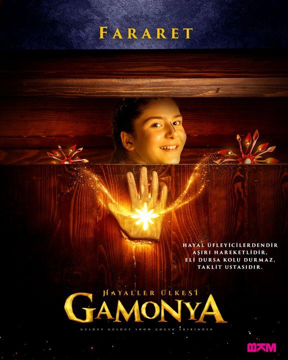 Gamonya: Hayaller Ülkesi'nin teaser afişleri çıktı - Sayfa:4