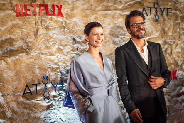 Netflix dizisi Atiye'ye görkemli gala! - Sayfa:3