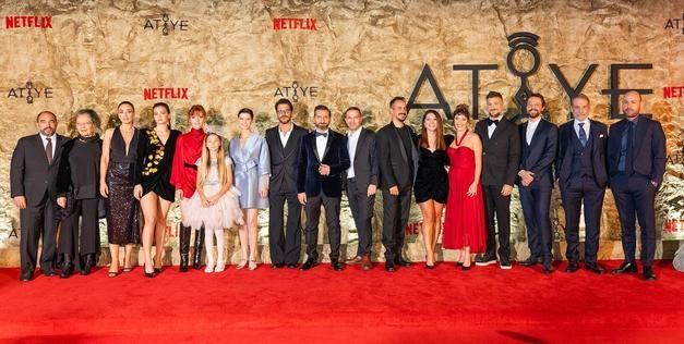 Netflix dizisi Atiye'ye görkemli gala! - Sayfa:2