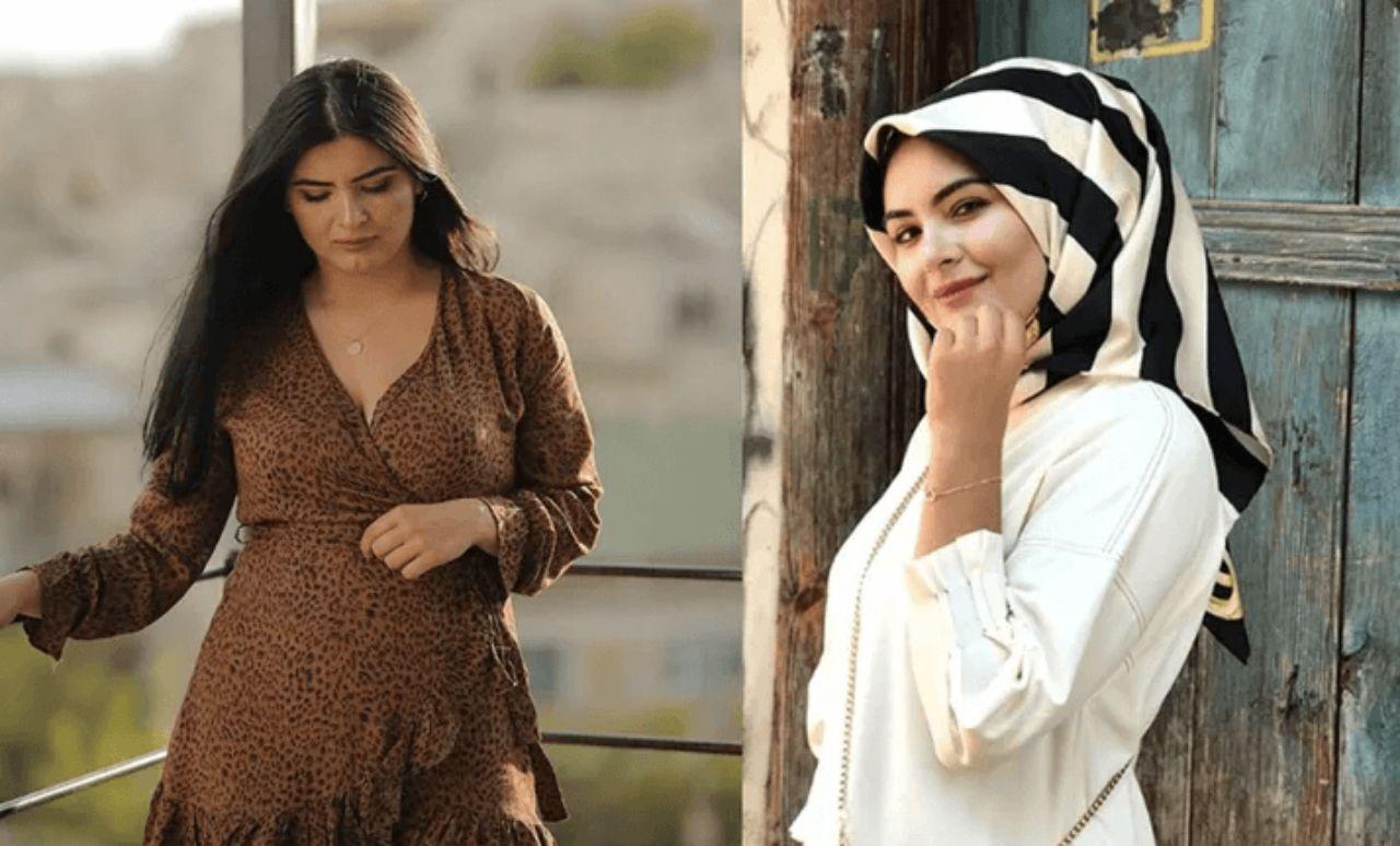 Fenomen gelin adayı Hanife Gürdal evlendi! - Sayfa:1