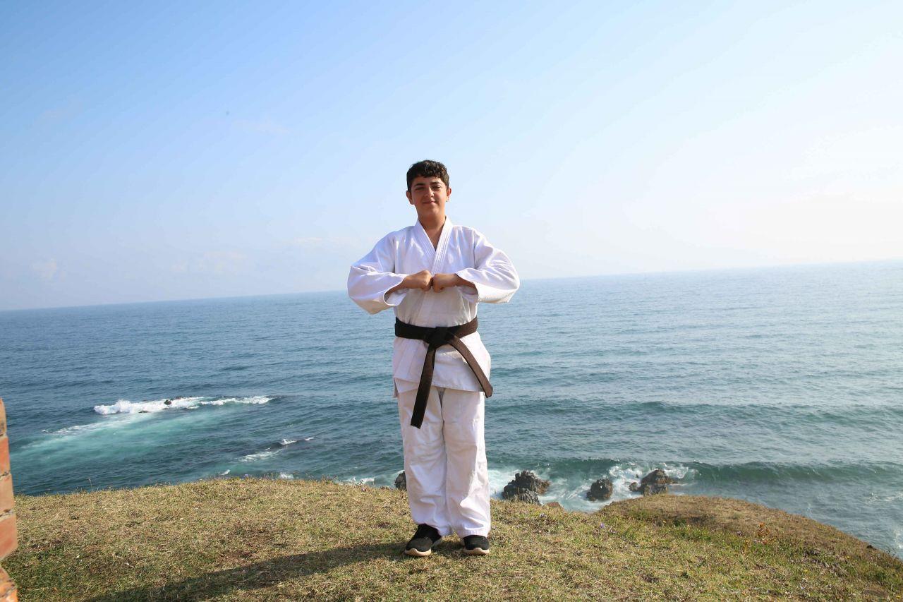 Gamonya için aikido eğitimi aldı! - Sayfa:3