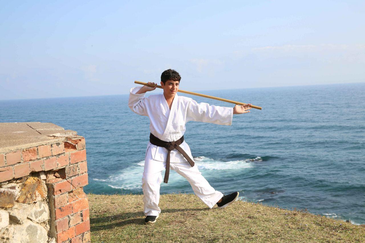Gamonya için aikido eğitimi aldı! - Sayfa:2