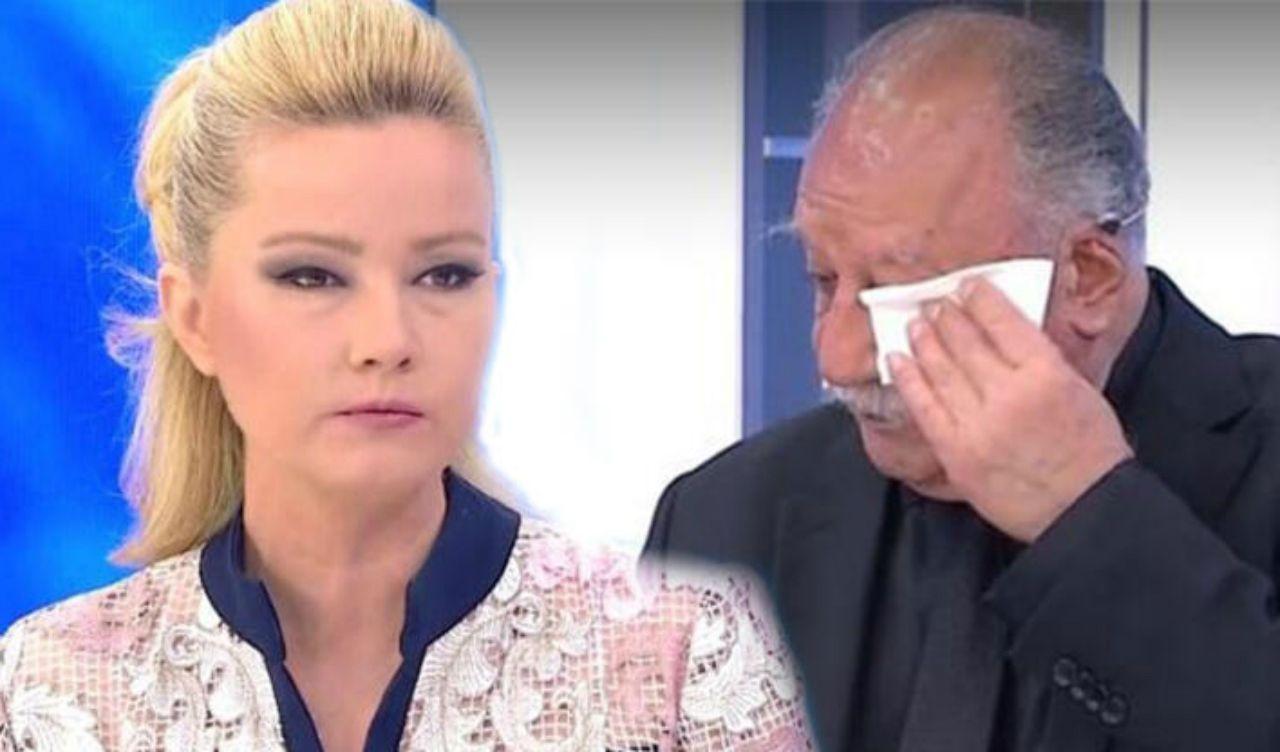 Rahmi Özkan canlı yayında gözyaşlarına boğuldu! - Sayfa:1