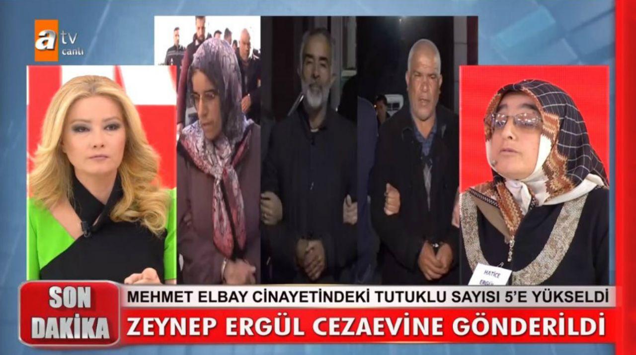 Türkiye'nin konuştuğu Zeynep Ergül, tutuklandı! - Sayfa:1