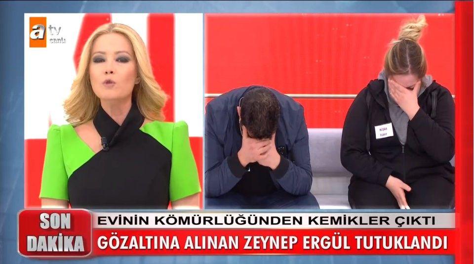 Türkiye'nin konuştuğu Zeynep Ergül, tutuklandı! - Sayfa:2