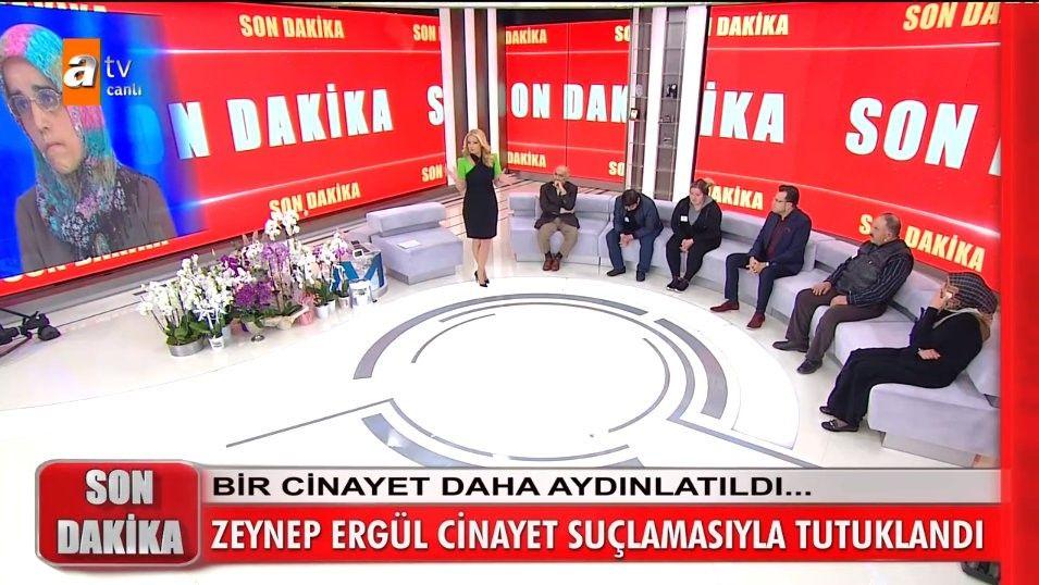 Türkiye'nin konuştuğu Zeynep Ergül, tutuklandı! - Sayfa:3