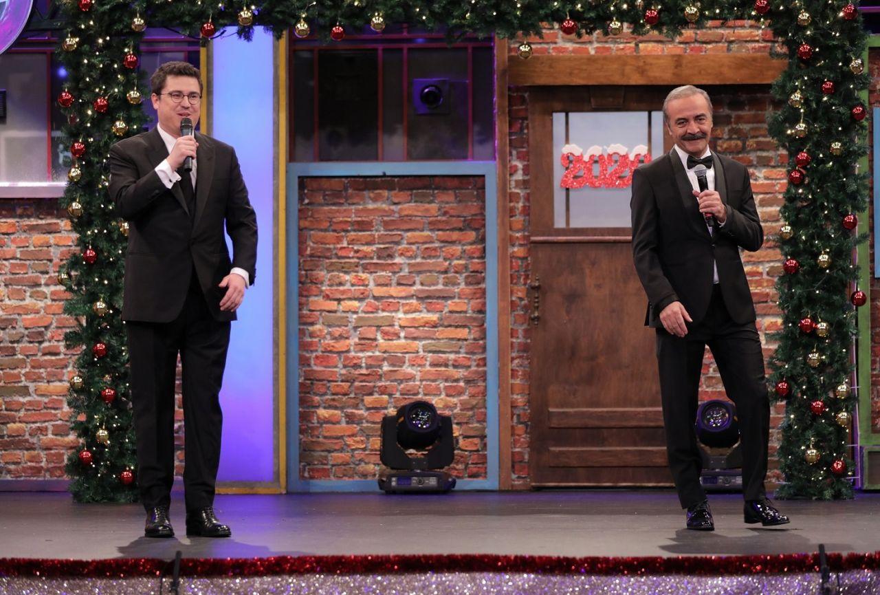 Yılbaşı gecesi Kanal D'de yıldızlar geçidi! - Sayfa:1
