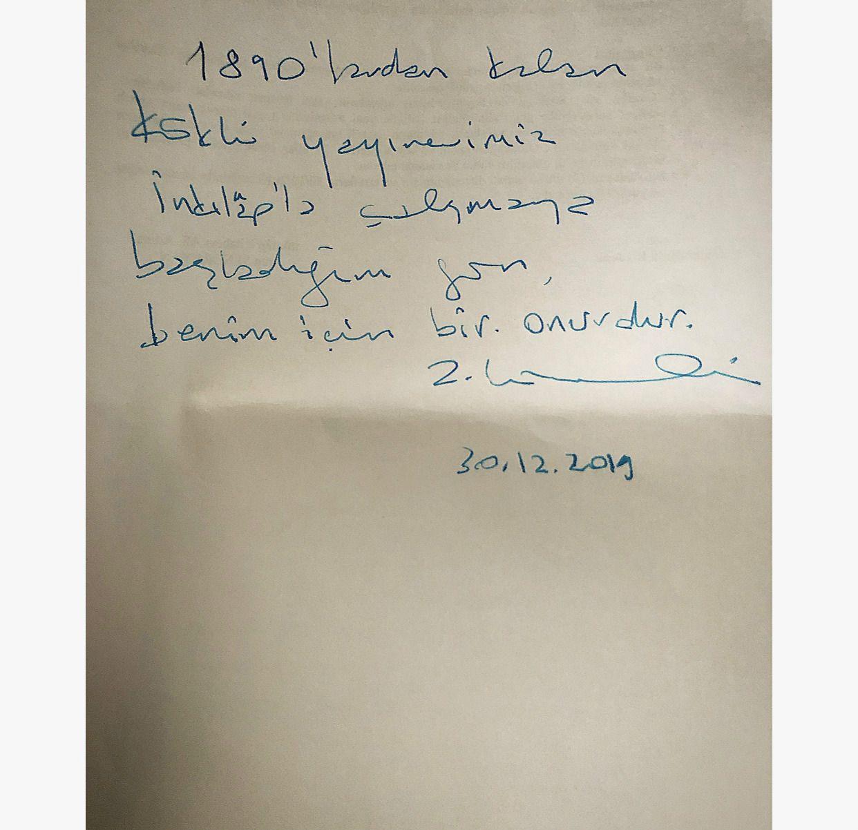 Zülfü Livaneli hangi yayınevi ile anlaştı? - Sayfa:4