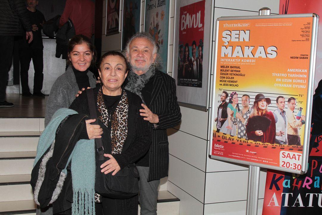 Şafak Sezer 20 yıl önce oynadığı 'Şen Makas'ı izledi - Sayfa:4
