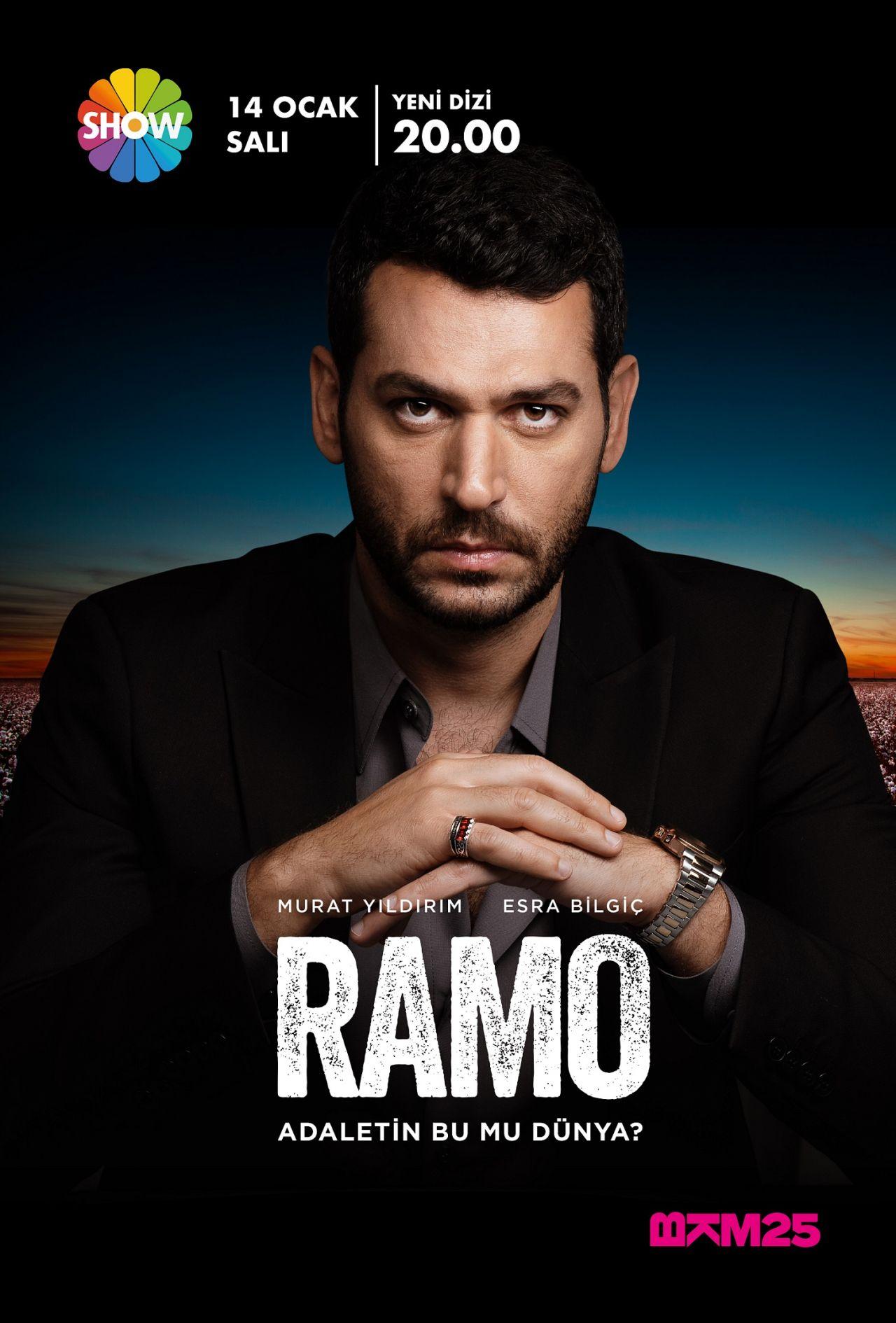 Ramo dizisinin afişi görücüye çıktı! - Sayfa:4