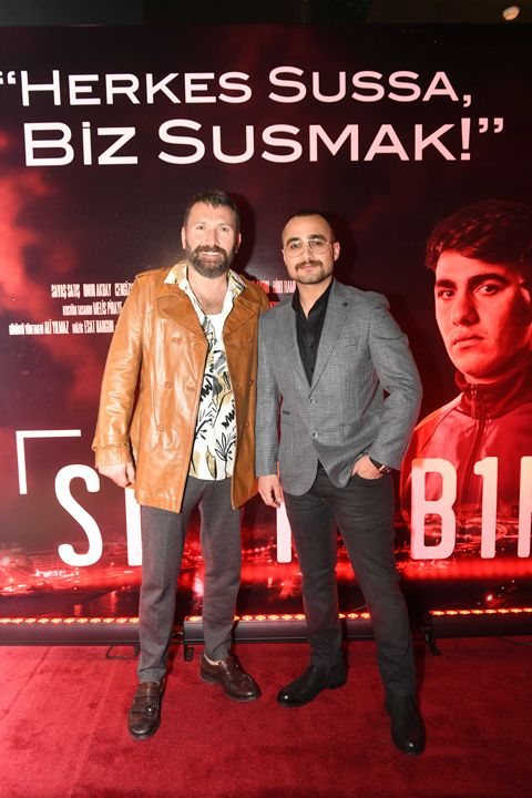 Sıfır Bir filminin ilk galası İstanbul'da yapıldı - Sayfa:1