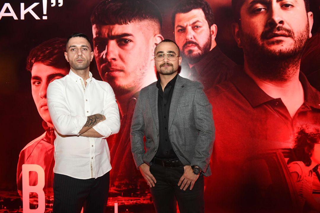 Sıfır Bir filminin ilk galası İstanbul'da yapıldı - Sayfa:3