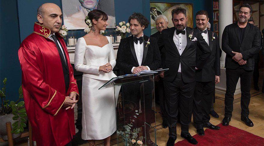Sıla ve Hazer Amani evlendi! - Sayfa:2