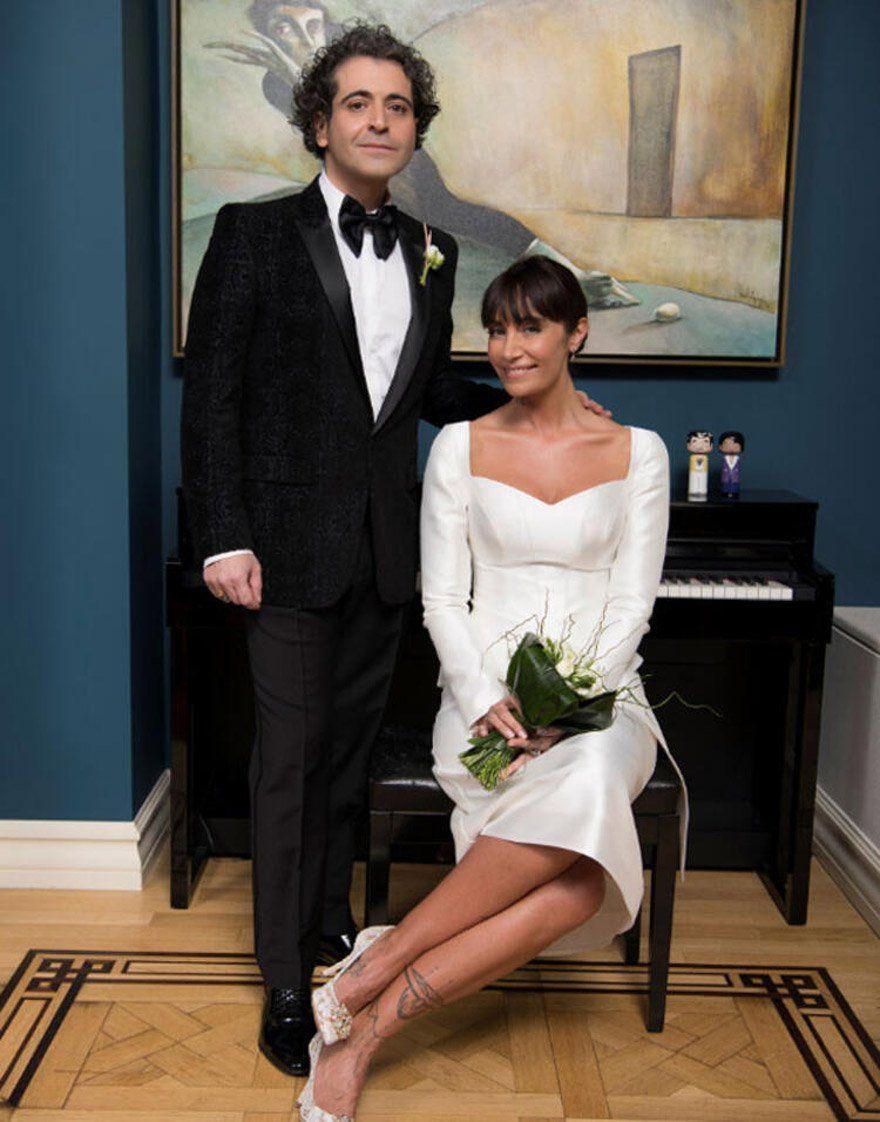 Sıla ve Hazer Amani evlendi! - Sayfa:3