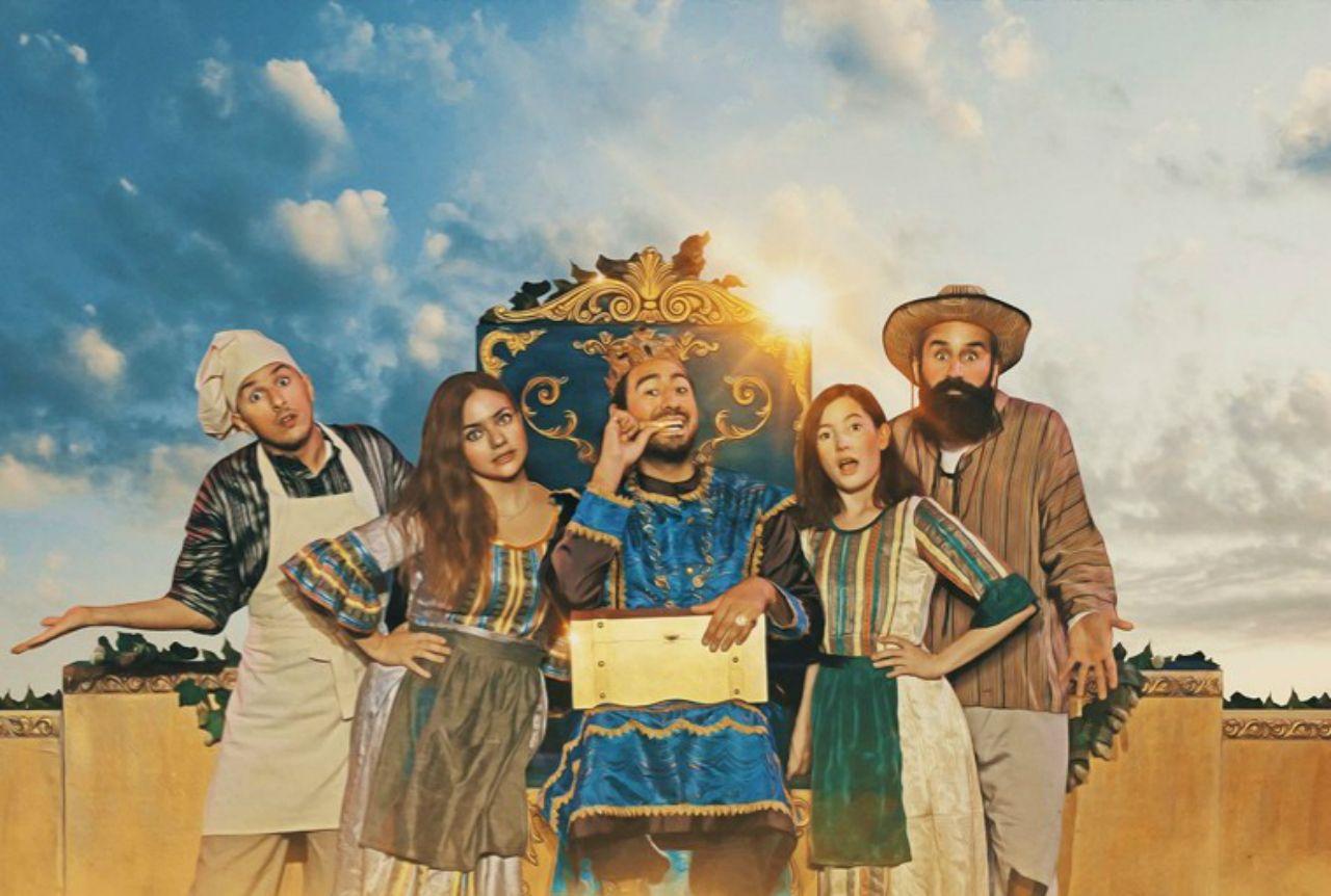 Kral'ın Altınları, Kadıköy Sineması'nda! - Sayfa:1