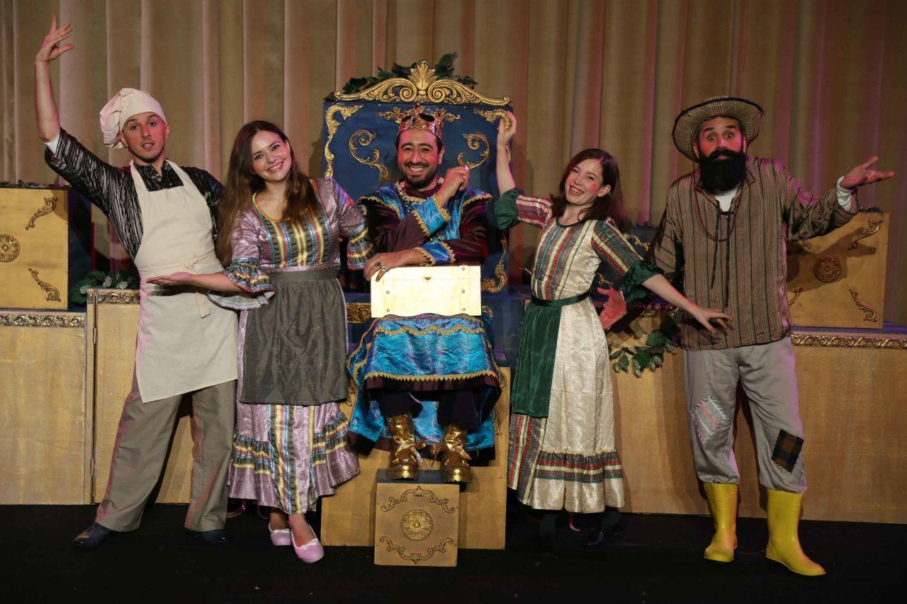 Kral'ın Altınları, Kadıköy Sineması'nda! - Sayfa:2