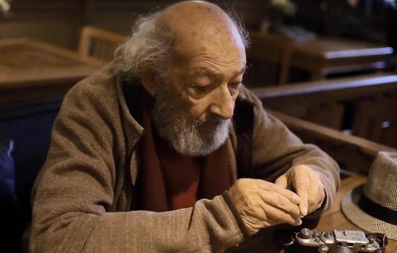 Ara Güler, makinesine o son filmi neden taktı? - Sayfa:1