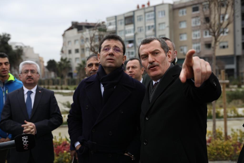İmamoğlu'ndan İstanbullulara 'Kanal İstanbul' çağrısı! - Sayfa:2