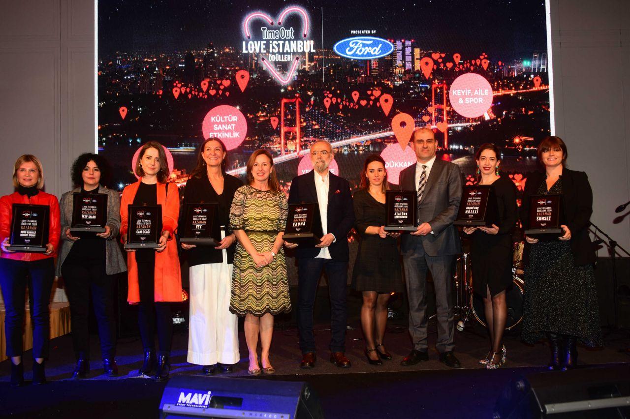 Love İstanbul ödülleri sahiplerini buldu - Sayfa:1