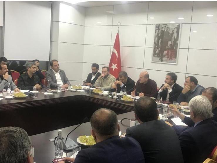Necati Şaşmaz'dan memleketi Elazığ'a destek - Sayfa:1