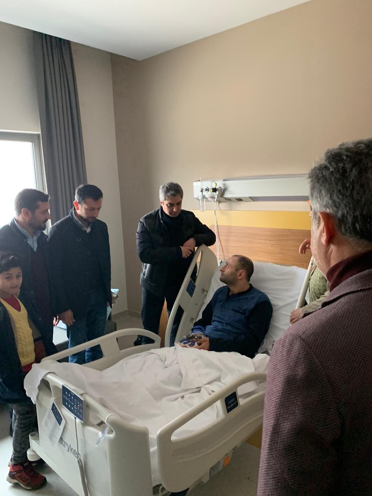 Necati Şaşmaz'dan memleketi Elazığ'a destek - Sayfa:11