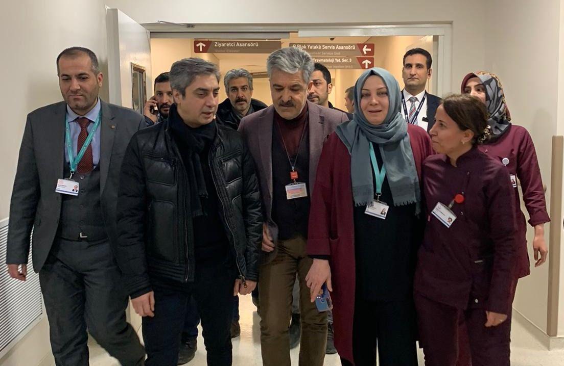 Necati Şaşmaz'dan memleketi Elazığ'a destek - Sayfa:12
