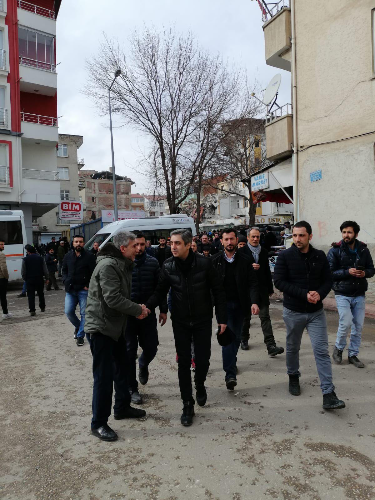 Necati Şaşmaz'dan memleketi Elazığ'a destek - Sayfa:4