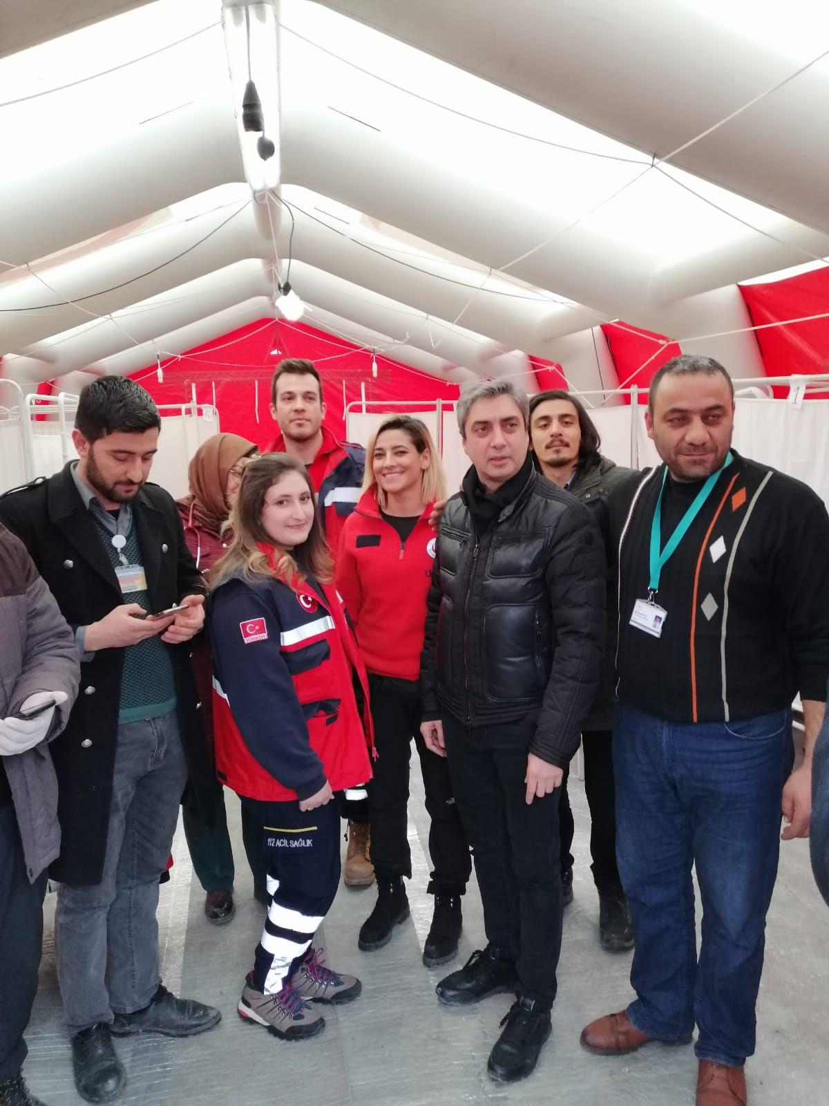 Necati Şaşmaz'dan memleketi Elazığ'a destek - Sayfa:6