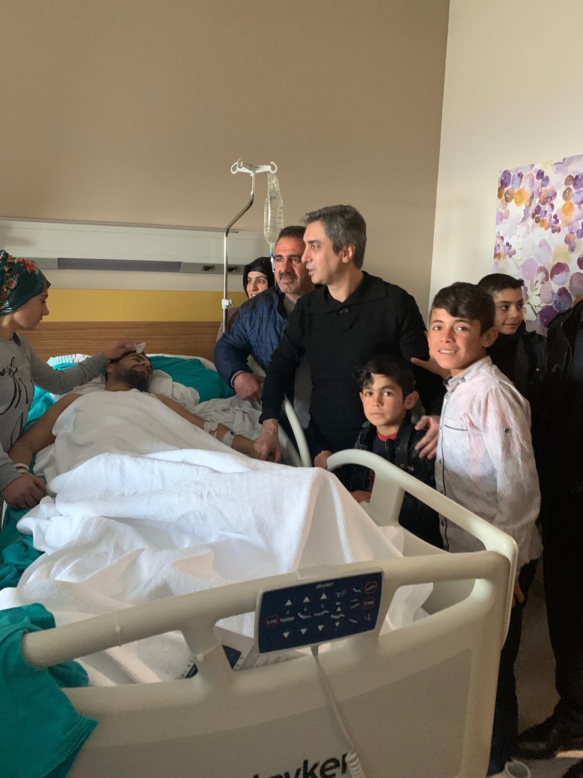 Necati Şaşmaz'dan memleketi Elazığ'a destek - Sayfa:10