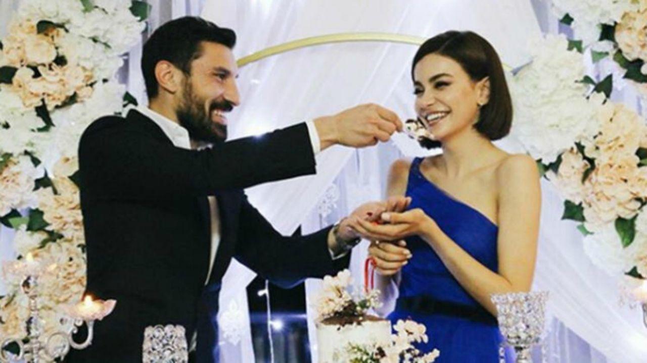 Ünlü çift evlilik yolunda ilk adımı attı... Şilan Makal ile Şener Özbayraklı nişanlandı! - Sayfa:1