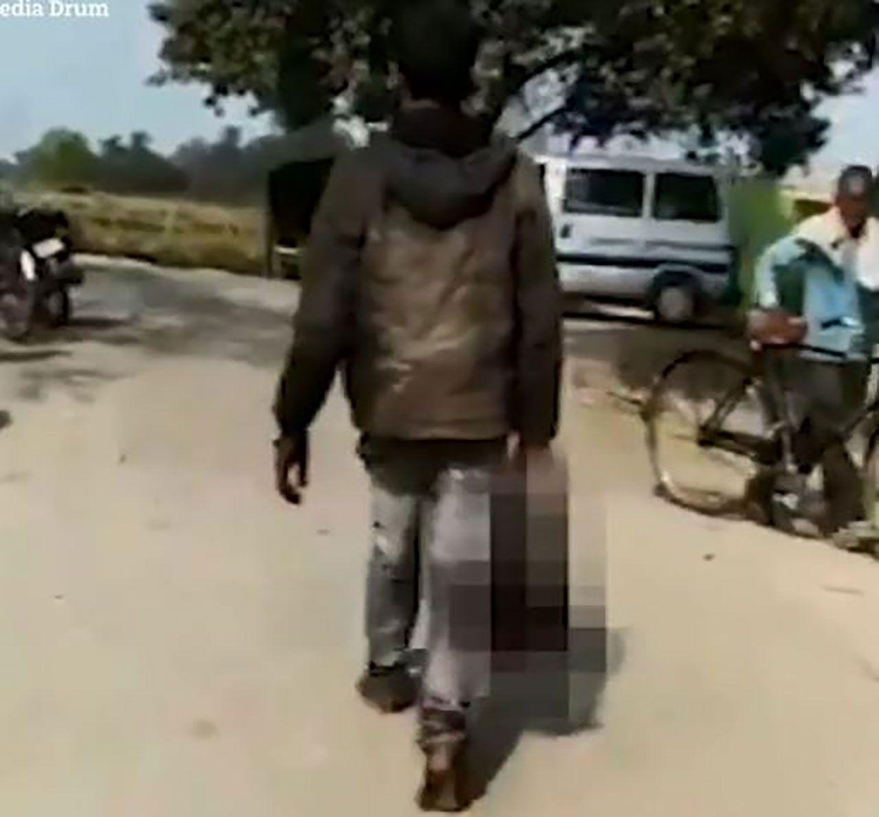 Hindistan'da karısını öldüren adam, karısının kafasını kesip yanına aldıktan sonra karakola kadar yürüdü - Sayfa:1