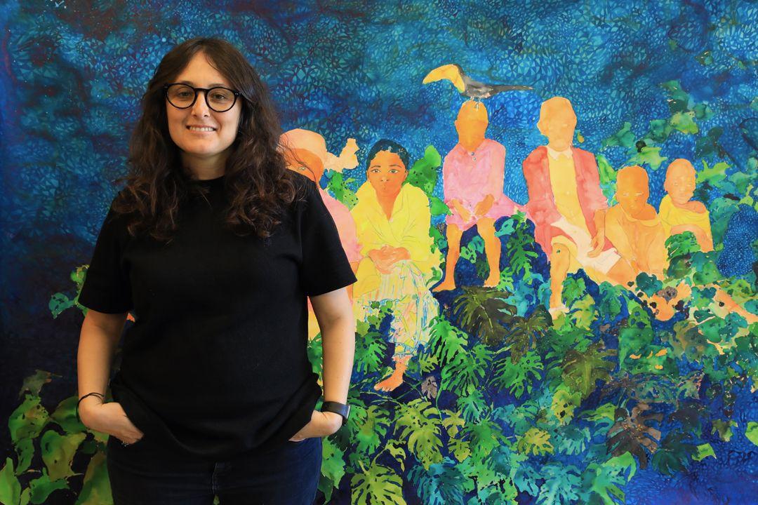 Pınar Tınç'ta yeni sergi: Bonne Nuit Mon Bébe - Sayfa:1