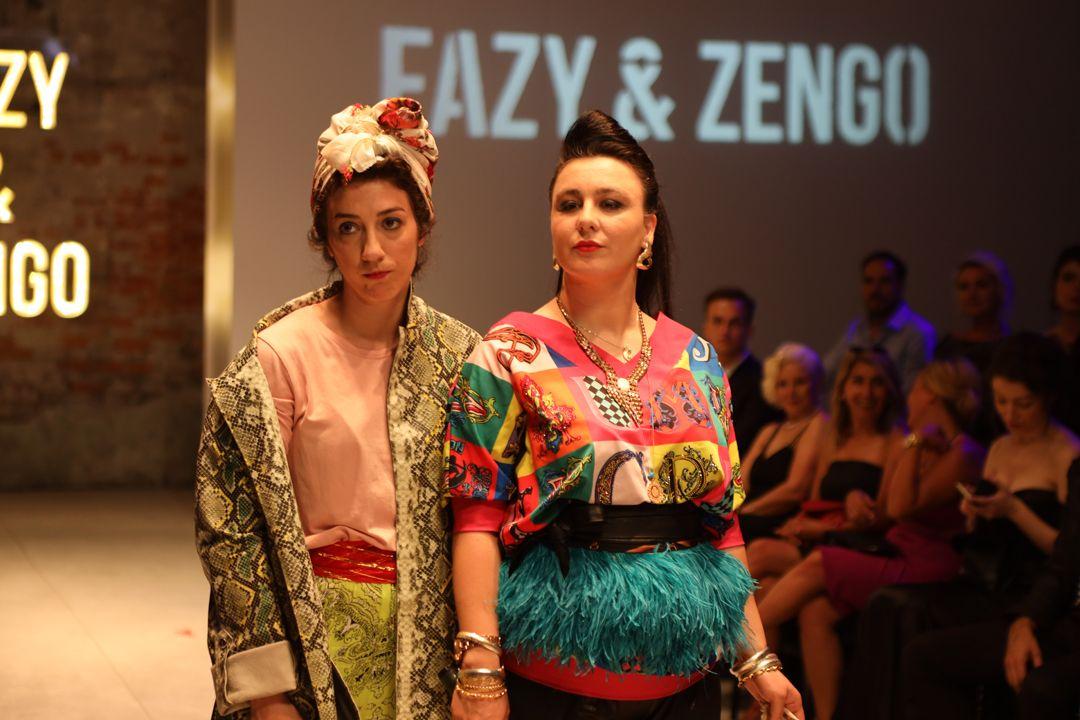 Mahalleden podyuma: 'Bizimlesin Zengo' - Sayfa:3