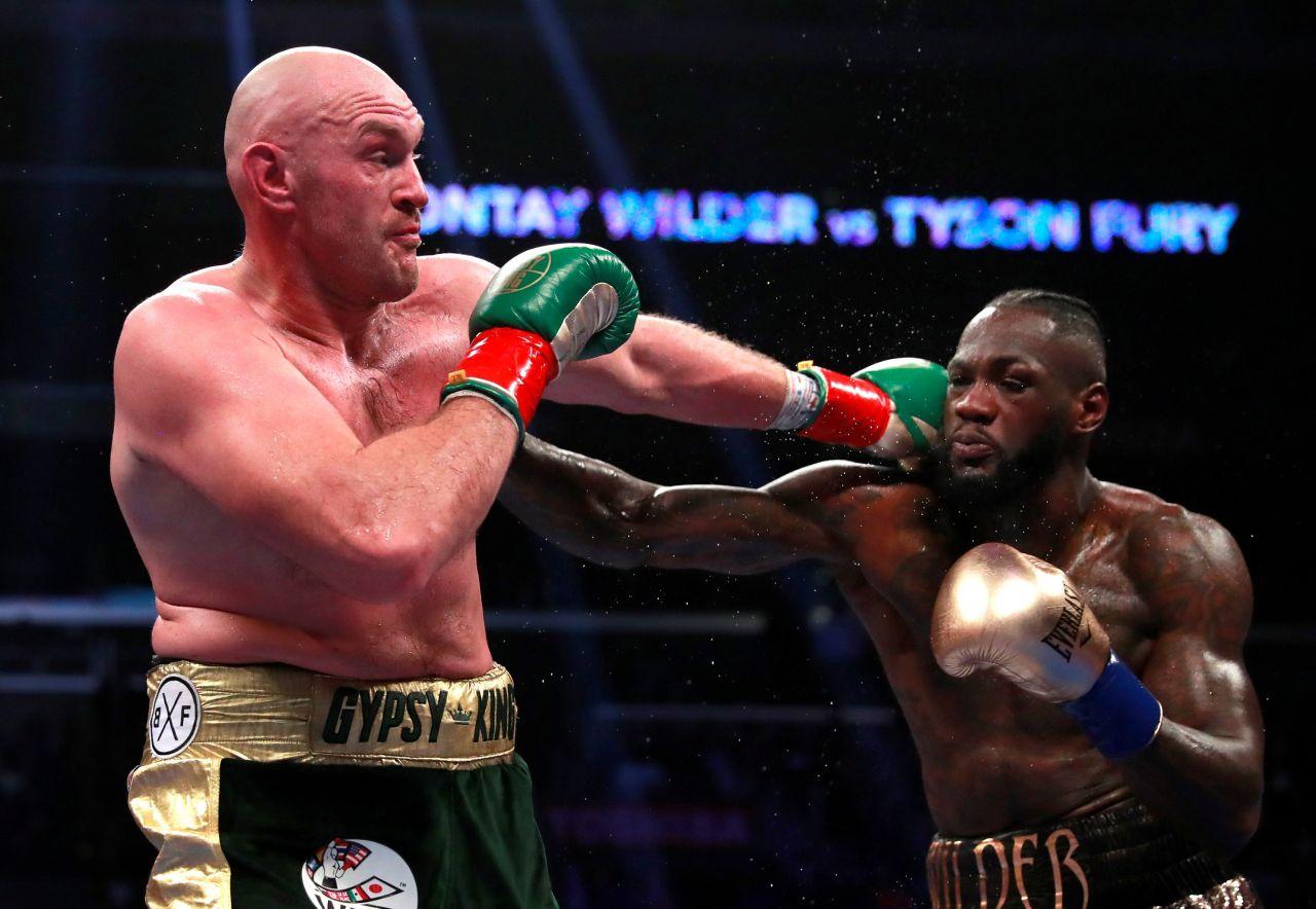 Dünyanın heyecanla beklediği Deontay Wilder-Tyson Fury maçı DMAX'te - Sayfa:1