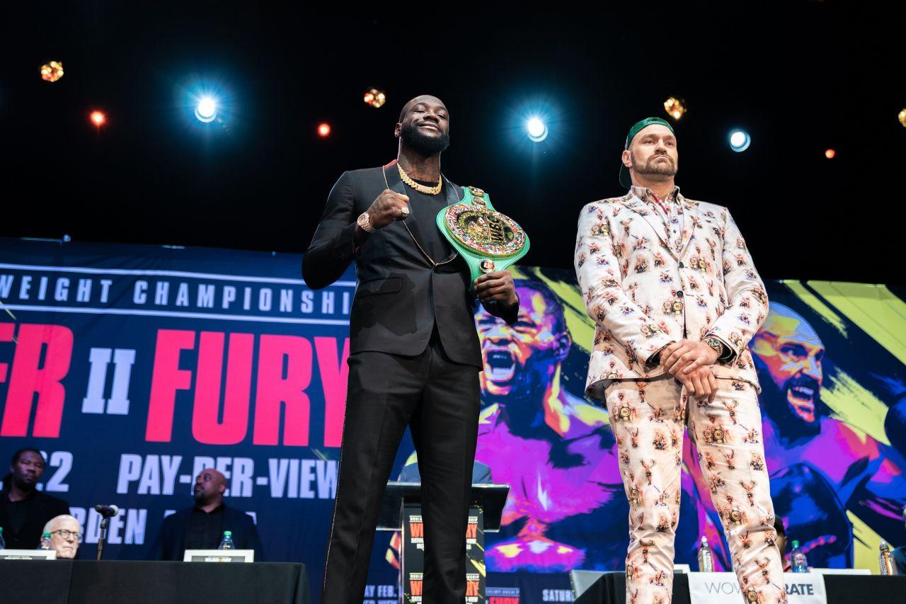 Dünyanın heyecanla beklediği Deontay Wilder-Tyson Fury maçı DMAX'te - Sayfa:2