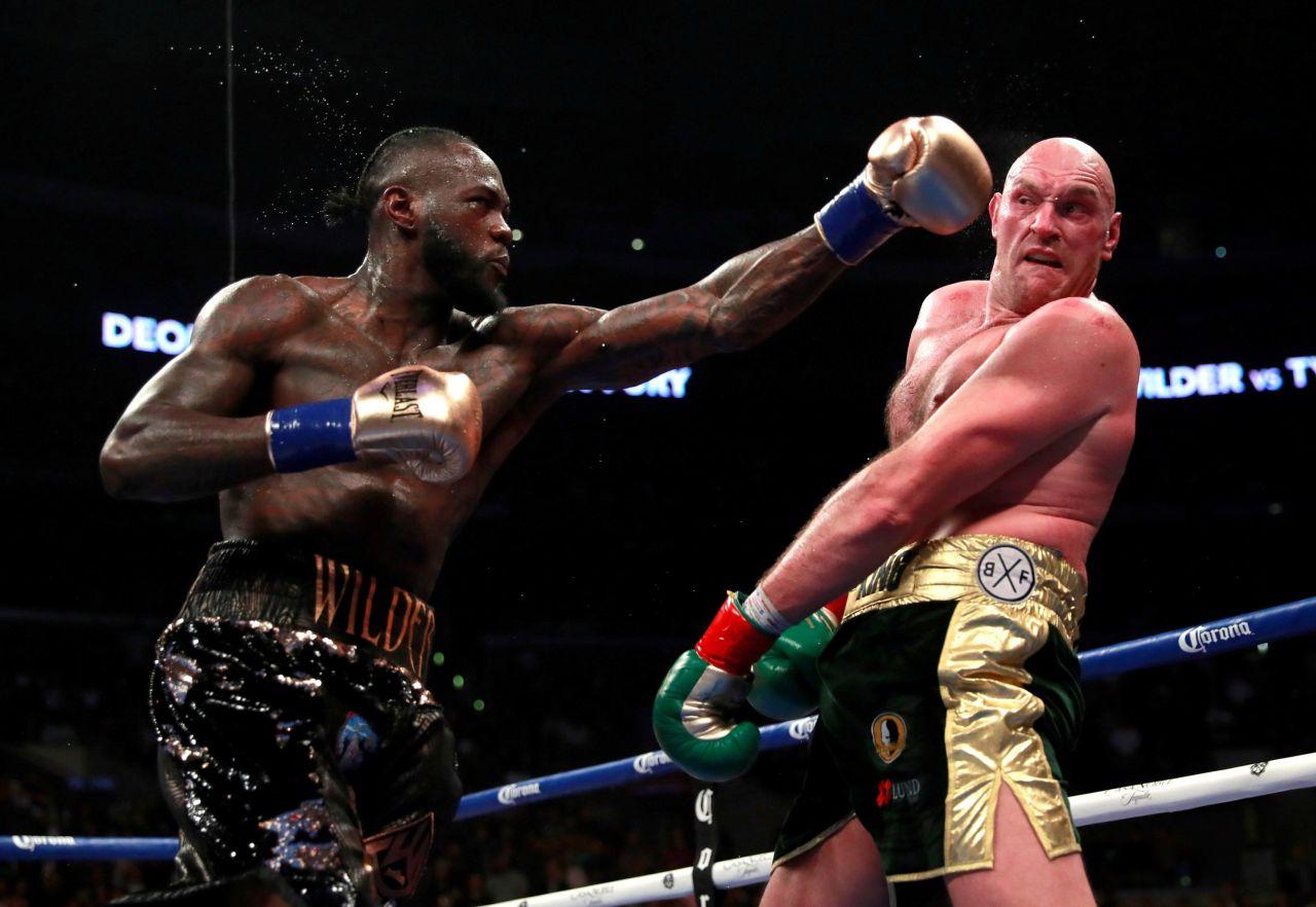 Dünyanın heyecanla beklediği Deontay Wilder-Tyson Fury maçı DMAX'te - Sayfa:3