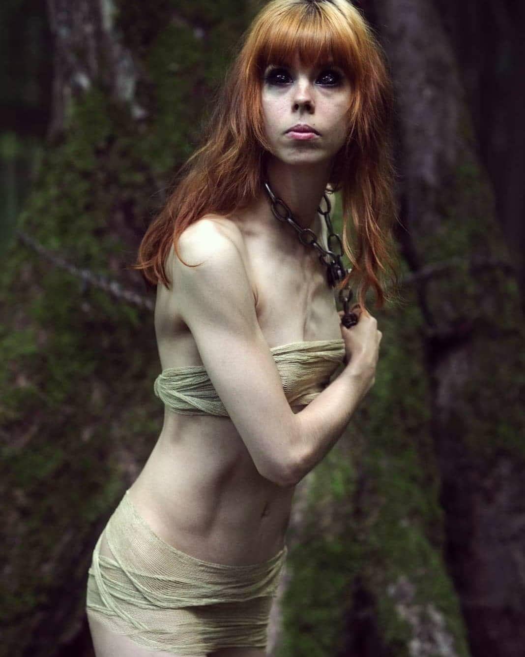 Gözlerine dövme yaptıran genç kadın kör oldu - Sayfa:1