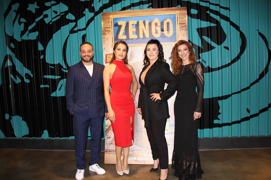 Zengo'nun halk galasında kahkaha tufanı - Sayfa:1