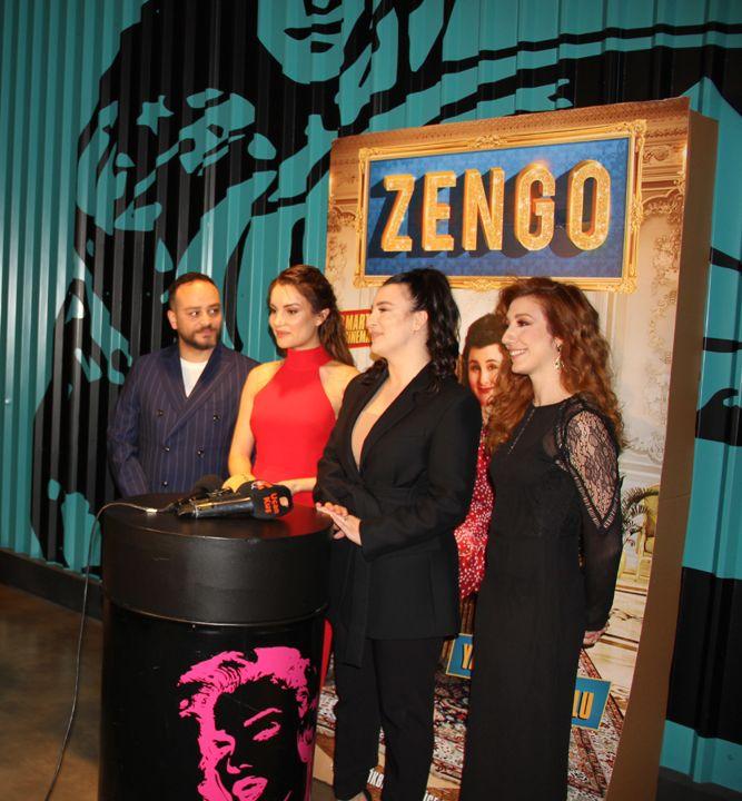 Zengo'nun halk galasında kahkaha tufanı - Sayfa:2