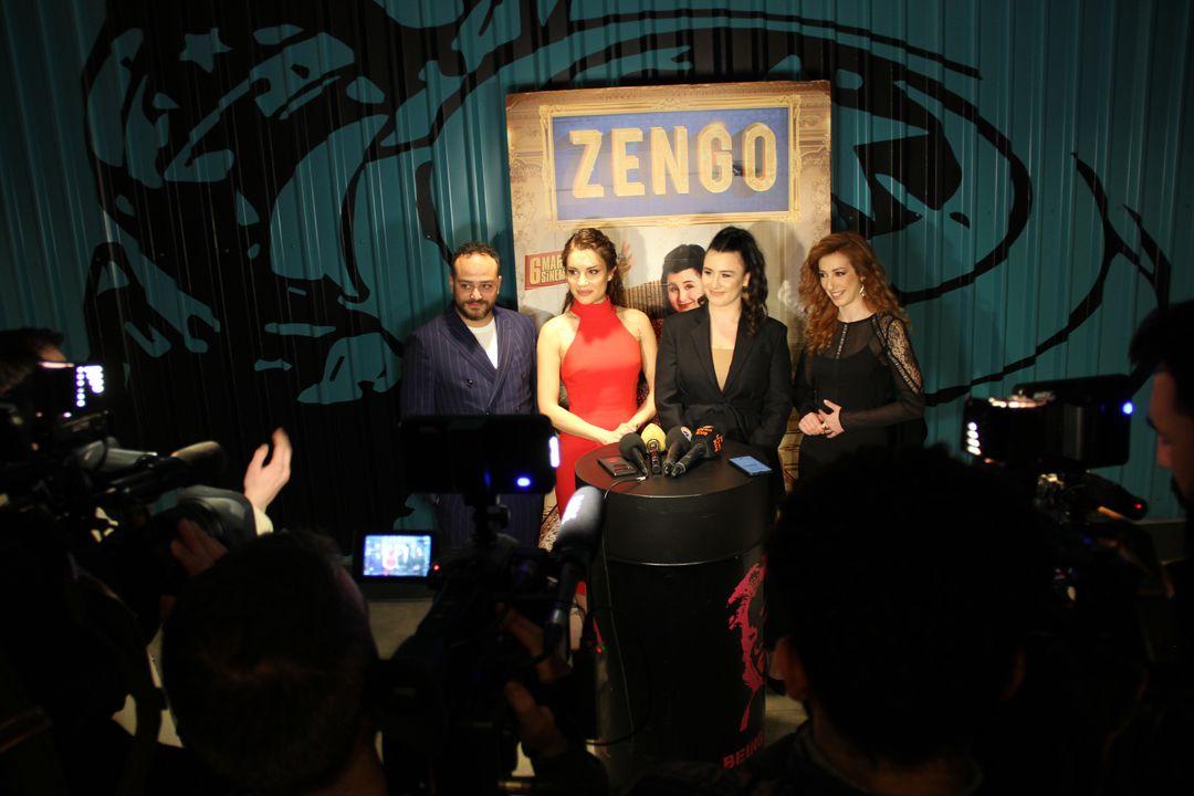 Zengo'nun halk galasında kahkaha tufanı - Sayfa:3